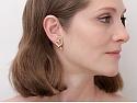 Tiffany & Co. Palomo Picasso 'Loving Heart' Earrings in 18K Gold