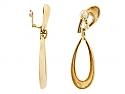 Boucheron Dangle Earrings in 18K Gold