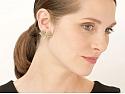 Tiffany & Co. Schlumberger Rope Earrings in 18K Gold