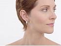 Hoop Earrings in 18K
