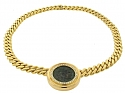Fred Paris for Tallarico Ancient Coin Necklace in 18K