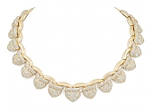 Fred Paris Diamond Necklace in 18K
