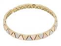 Marina B Collar Necklace in 18K Gold