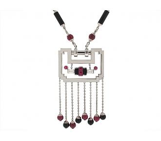 Cartier 'Baiser du Dragon' Necklace in 18K