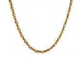 Bulgari Gold Link Necklace in 18K Gold