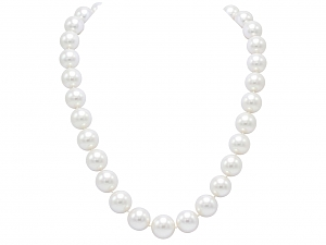 South Sea Pearl Necklace with 14k Gold Clasp