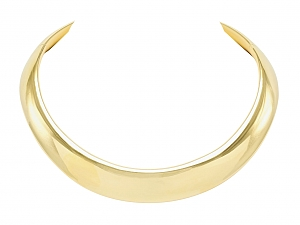 Collar Necklace in 18K Gold