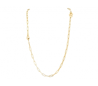 Pair of Dinh Van 'Menottes' Necklaces in 18K Gold