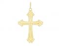 Cross Pendant in 18K Gold