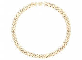 Gold Necklace in 18K
