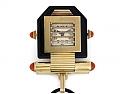 Retro Verger 'Louver' Watch Pendant