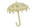 Tiffany & Co. Umbrella Brooch in 18K Gold