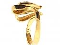 Ilias Lalaounis Diamond Ring in 18K