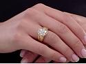 Diamond Ring in 18K