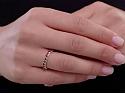 Van Cleef & Arpels Ruby Eternity Ring in 18K