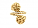 Tiffany & Co. Schlumberger Knot Ring in 18K Gold
