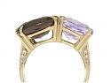 H.Stern 'Cobblestone' Ring in 18K