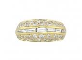 Piaget Diamond Ring in 18K