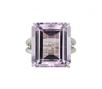 H.Stern Amethyst Ring in 18K