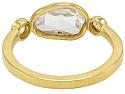 Beladora 'Bespoke' Rose-cut Diamond Ring in 18K Gold