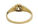 Antique Diamond Ring in 14K Gold