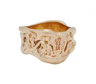Arthur King Gold Ring in 14K Gold