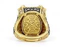 Judith Ripka 'Monaco' Diamond and Citrine Ring in 18K
