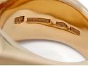 Vhernier 'Plateau' Ring in 18K Gold