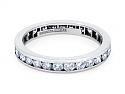 Tiffany & Co. Diamond Eternity Band in Platinum