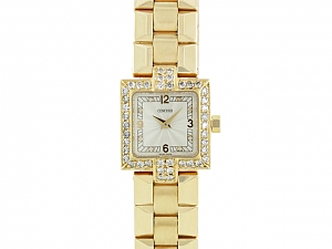 Concord Ladies La Scala Watch with Diamonds in 18K
