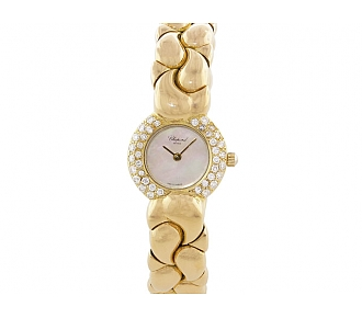 Chopard 'Casmir' Diamond Watch in 18K