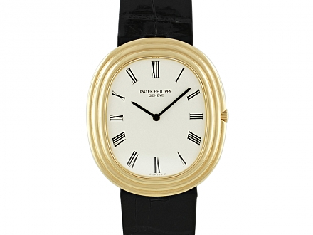 Patek Philippe Ellipse Watch in 18K