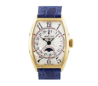 Franck Muller Master Calendar Watch in 18K