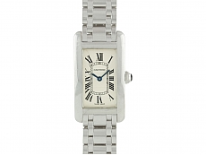 Cartier 'Tank Américaine' Watch in 18K
