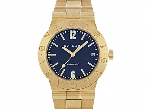 Bulgari-Bulgari Watch in 18K Gold, 35mm