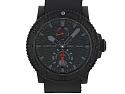 Ulysse Nardin Black Ocean Limited Edition Maxi Marine Diver Watch