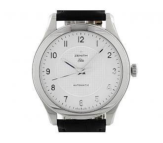 Zenith Grande Class Automatic Elite Watch in Steel