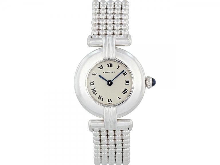 Video of Cartier Coliseé Ladies Watch in 18K