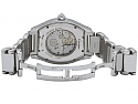 Cartier Diamond 'Tortue' Watch in 18K White Gold, 34 mm