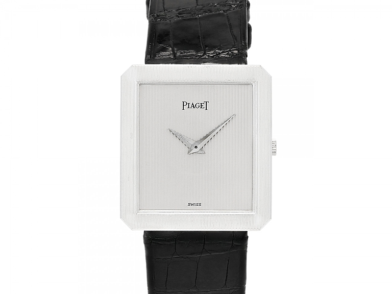 Video of Piaget 'Protocole' Lady's Dress Watch in 18K Gold