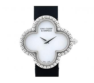 Van Cleef & Arpels Alhambra Watch, Small Model