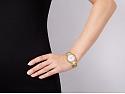 Ebel 'Beluga' Diamond Watch in 18K Gold, 31 mm