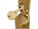 Jaeger-LeCoutre Mid-Century Diamond Watch in 18K Gold