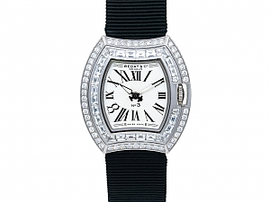 Bedat No. 3 Diamond Watch in 18K White Gold