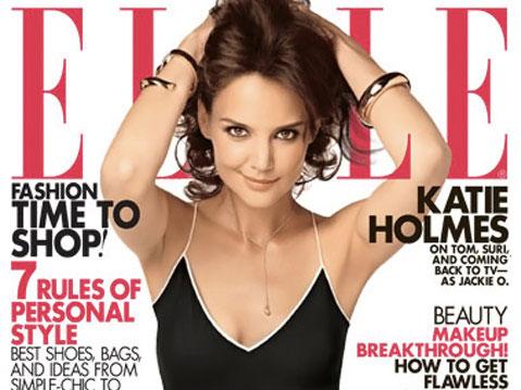 Elle Magazine — February 2011