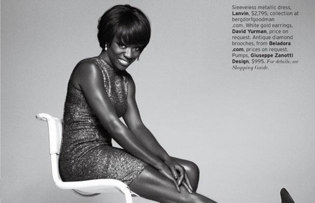 Elle Magazine — November 2011