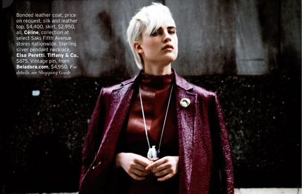 Elle Magazine — September 2011