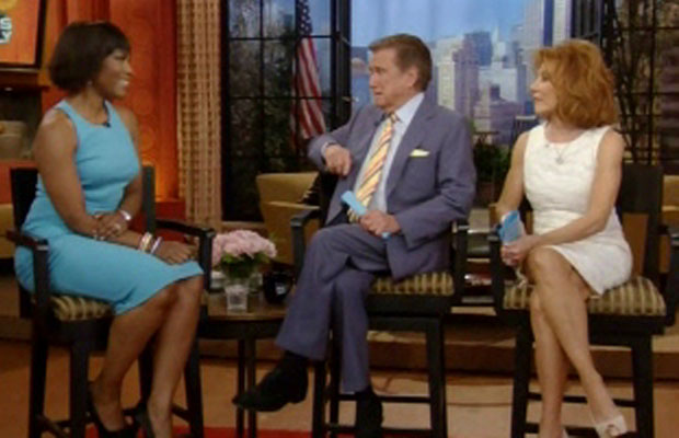 LIVE! With Regis and Kelly — June 13, 2011