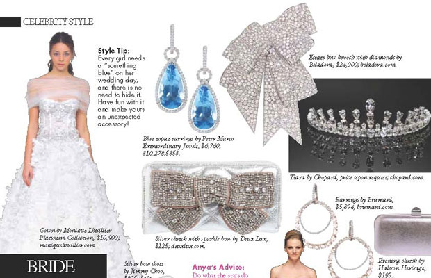 Inside Weddings Magazine — Spring 2011
