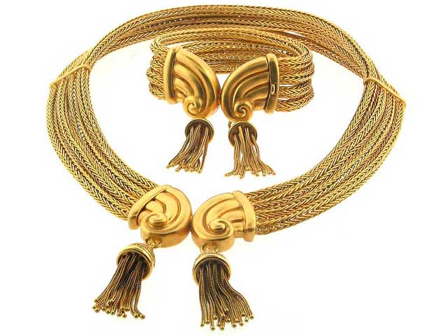Zolotas Jewelry
